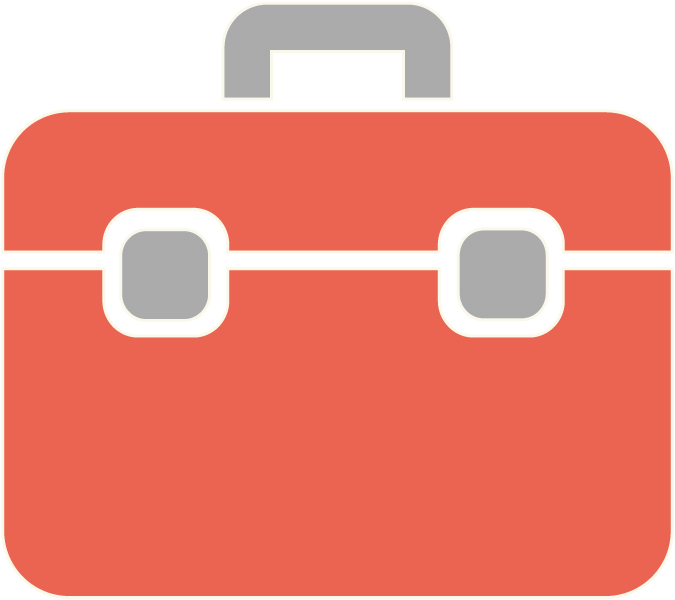 Suitcase SVG Cut File