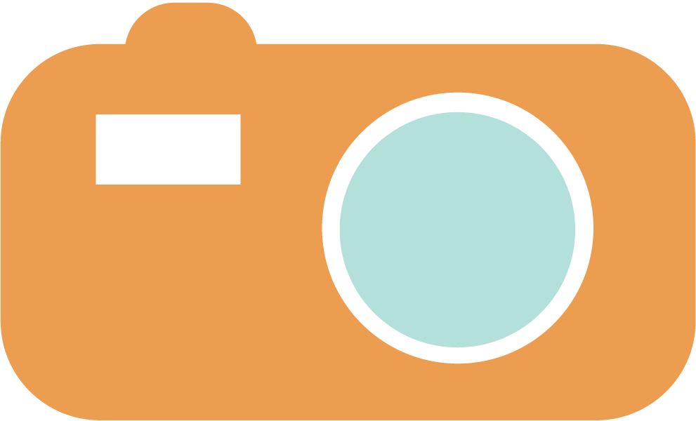 Travel Stories Camera SVG Cut File