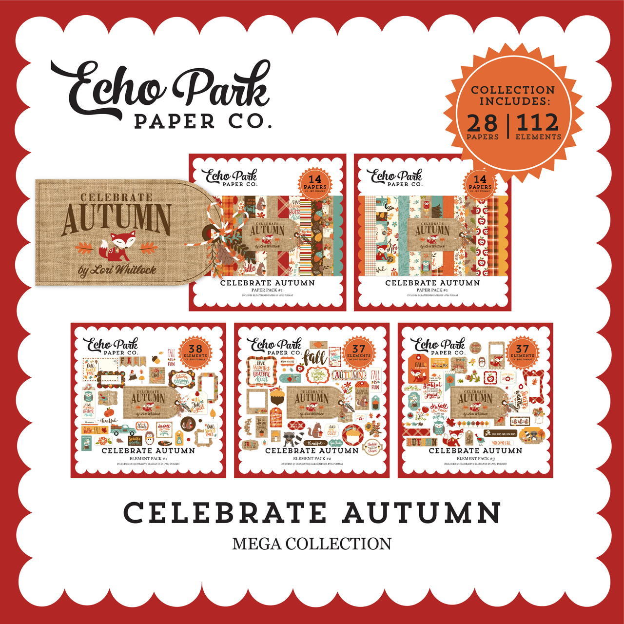Celebrate Autumn Mega Collection