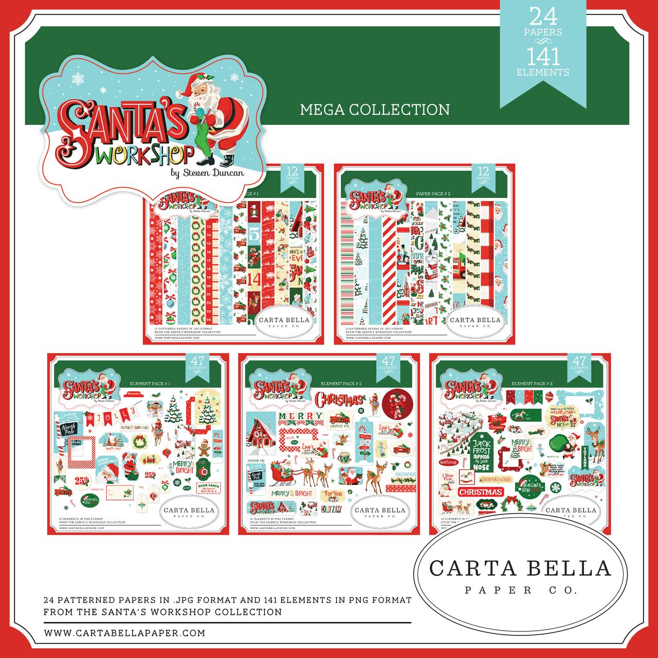 Santa's Workshop Mega Collection