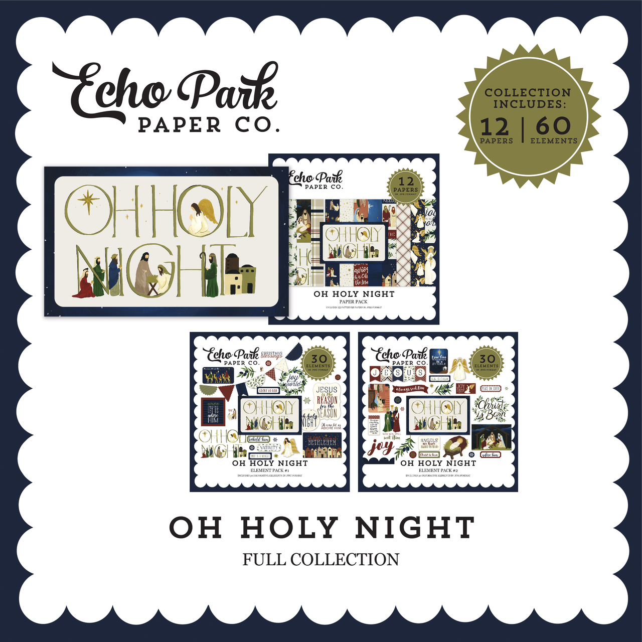 Oh Holy Night Full Collection