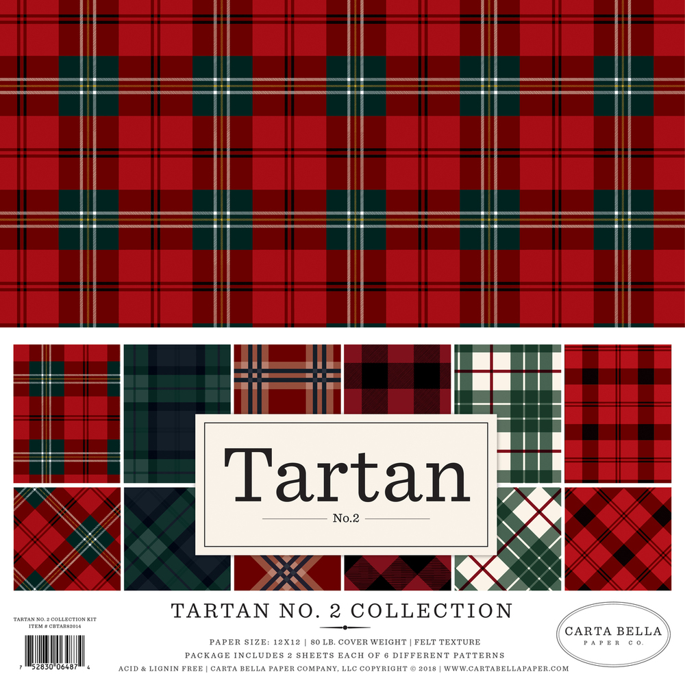 Tartan No.2 Collection Kit