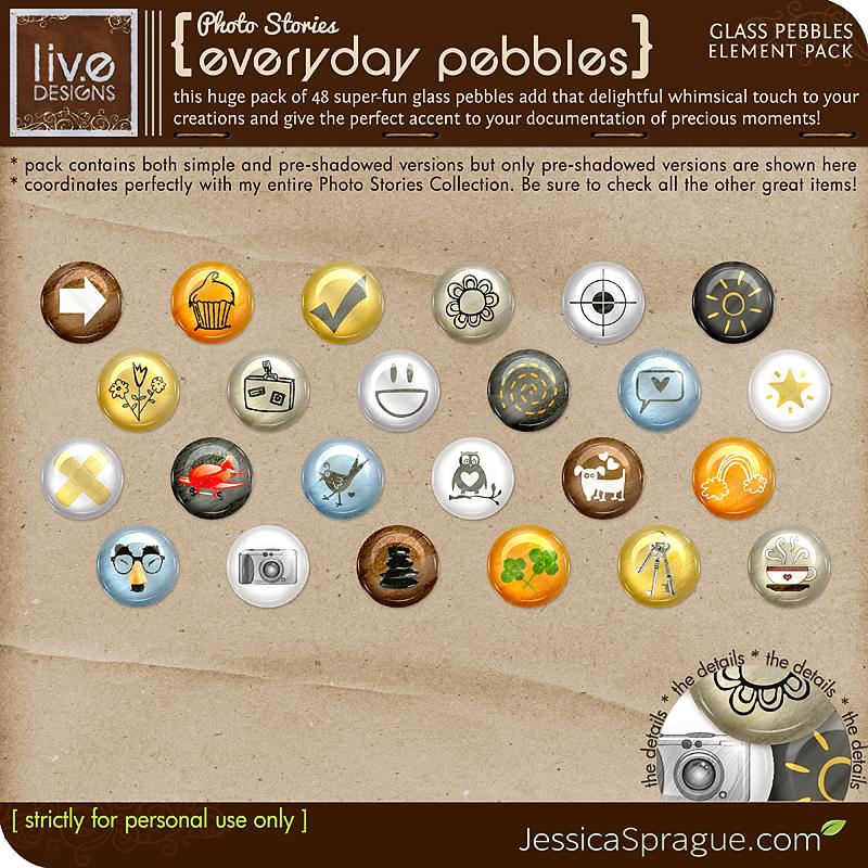 Photo Stories - Everyday Pebbles