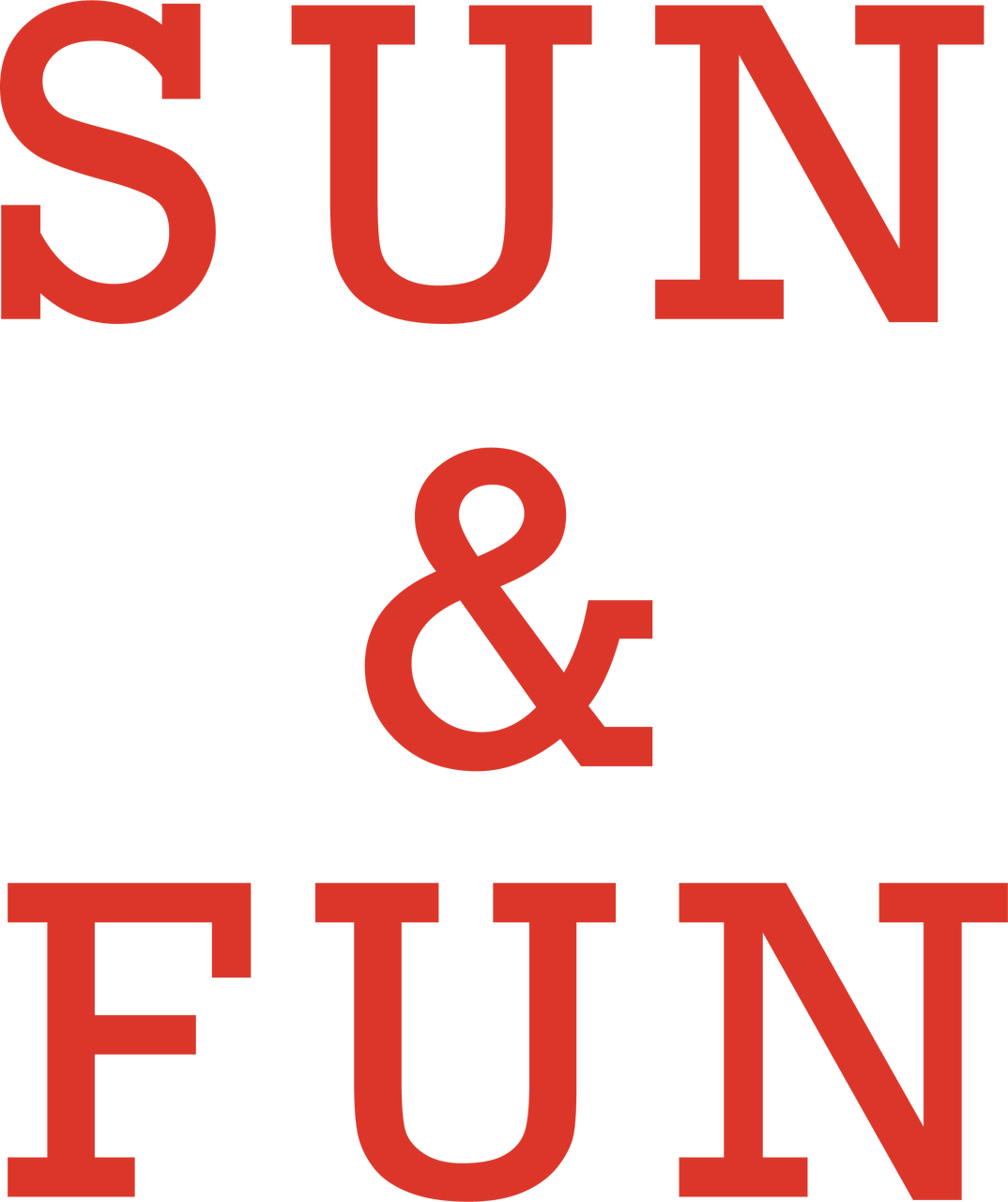 Sun & Fun SVG Cut File