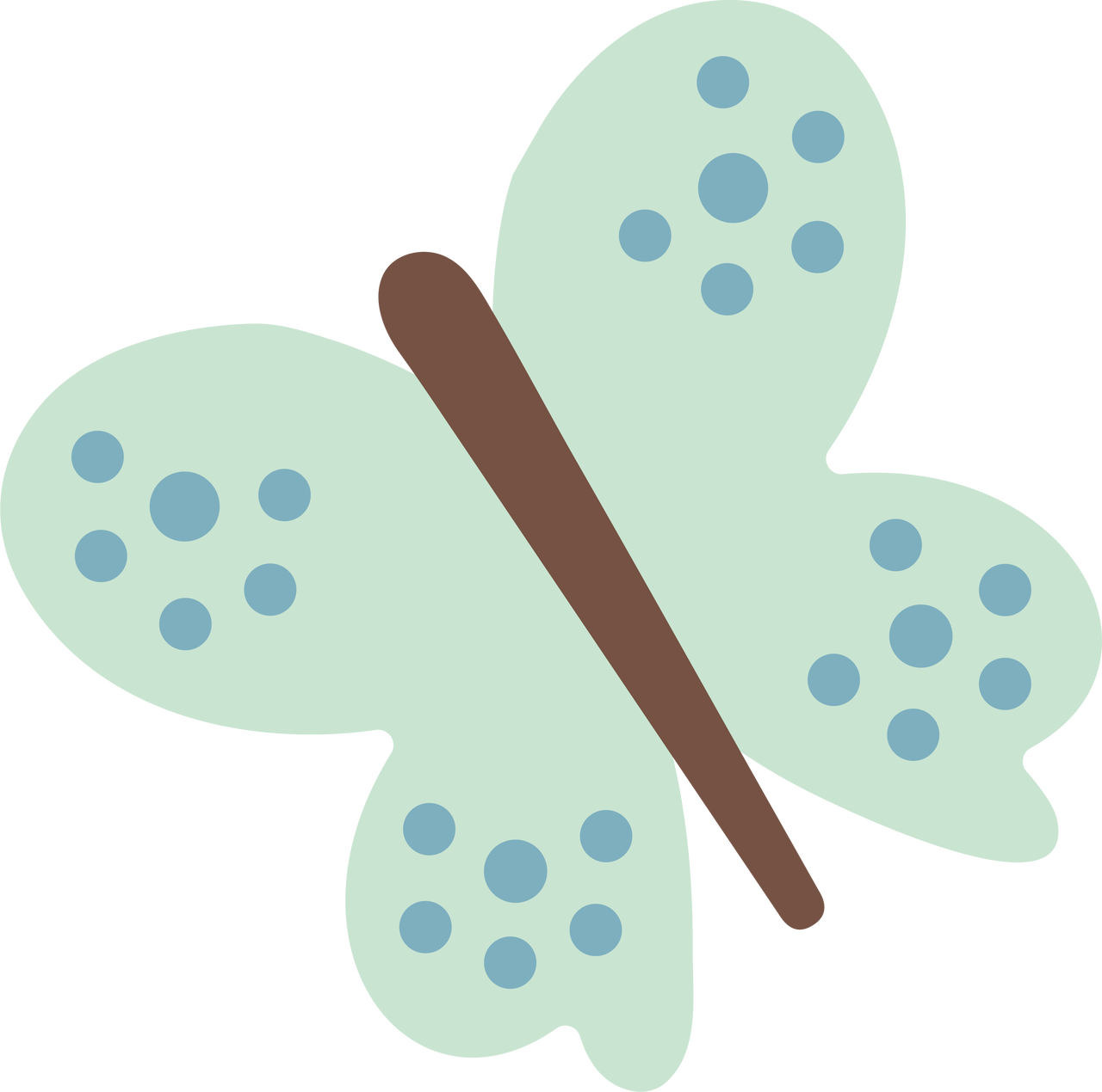 Butterfly #16 SVG Cut File