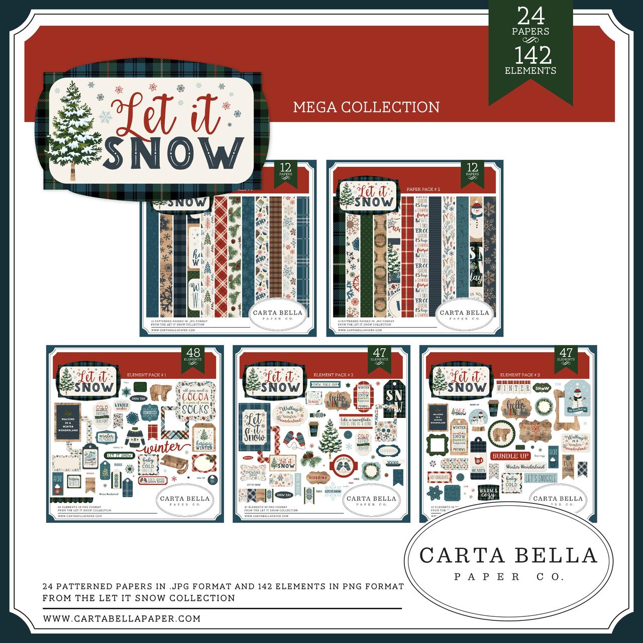 Let It Snow Mega Collection