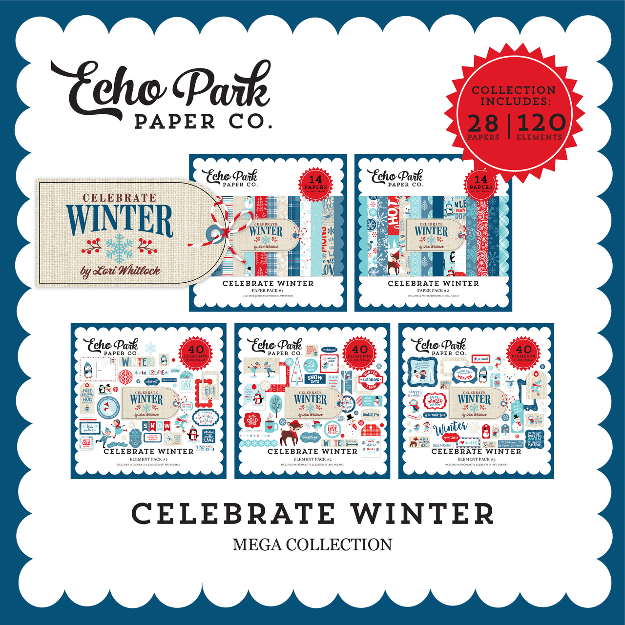 Celebrate Winter Mega Collection