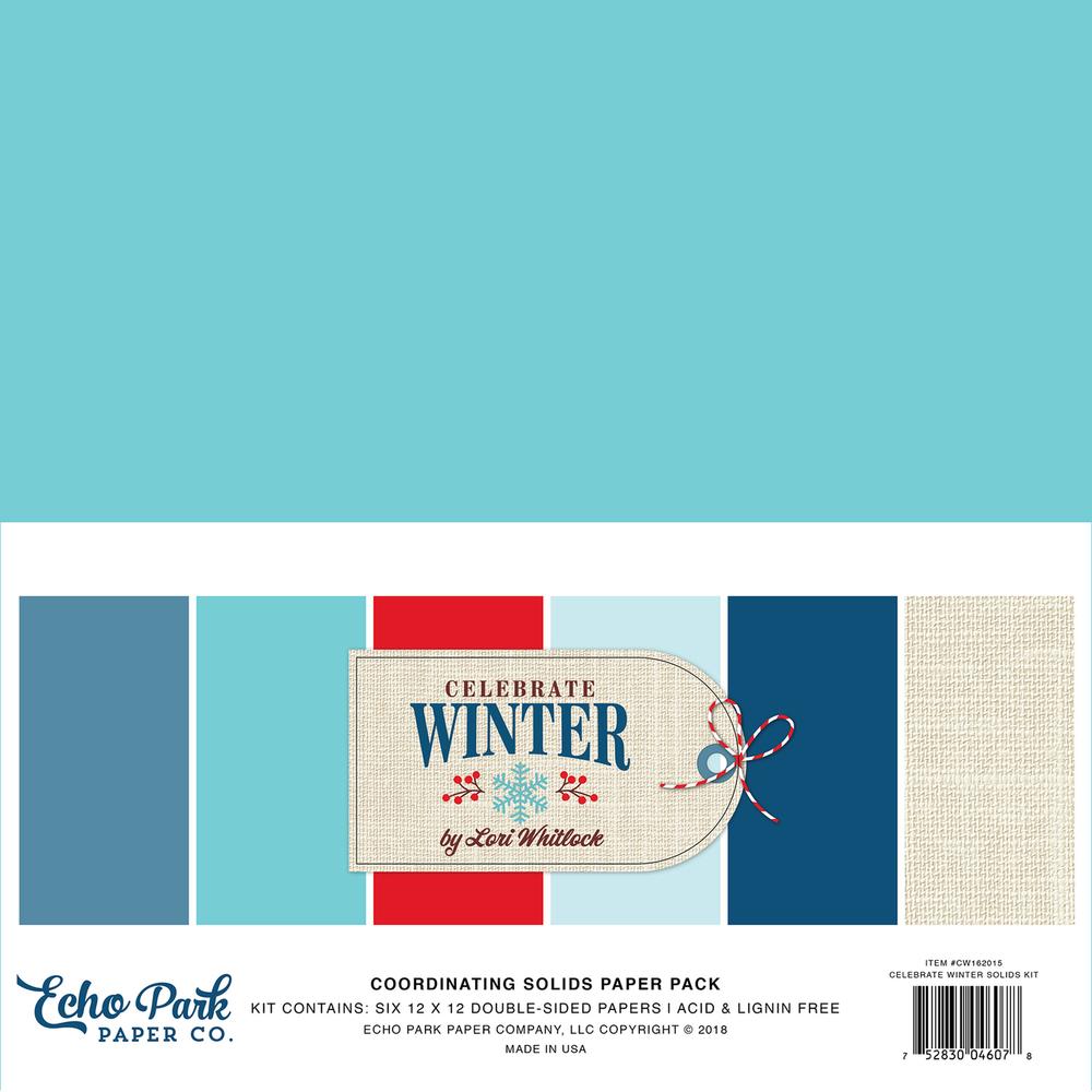 Celebrate Winter Solids Kit