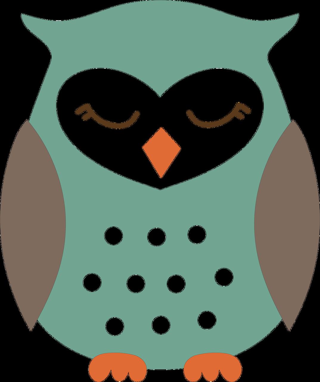 Owl#2 SVG Cut File