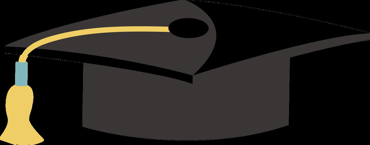 Graduation Cap #2 SVG Cut File