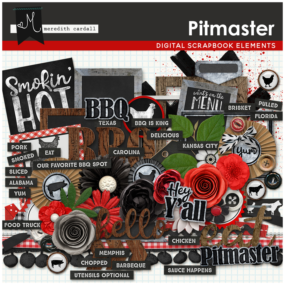Pitmaster Element Pack