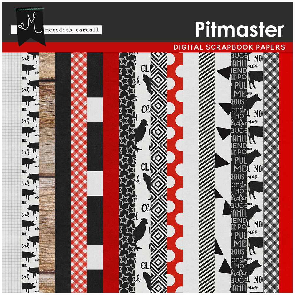 Pitmaster Paper Pack