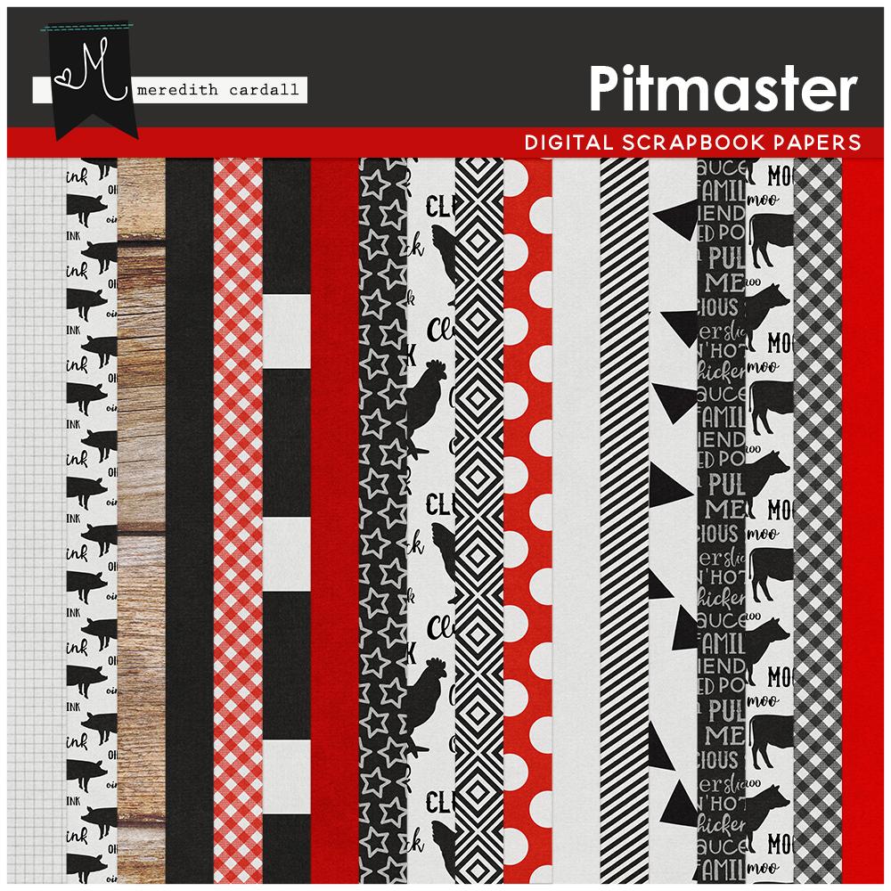 Pitmaster Kit