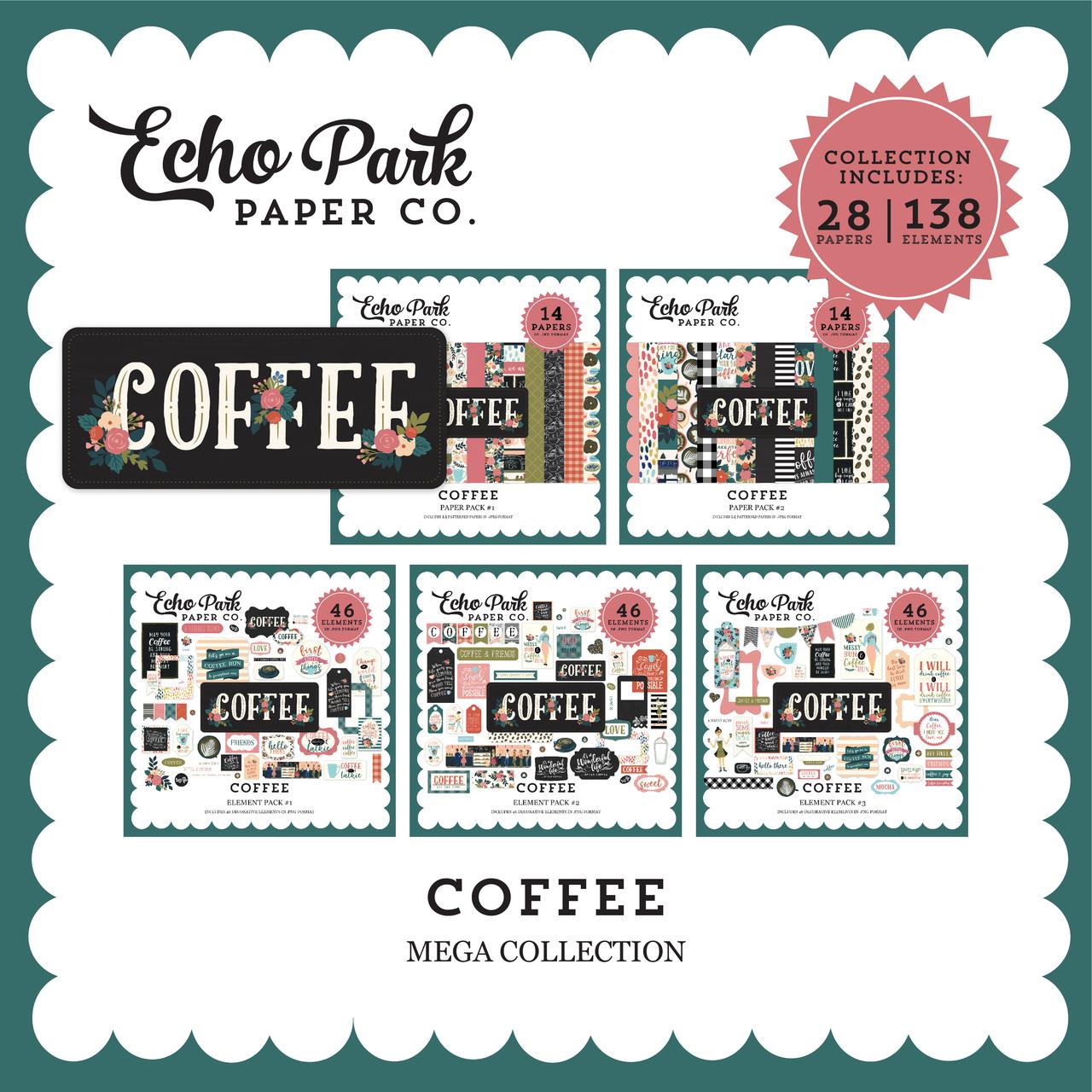 Coffee Mega Collection