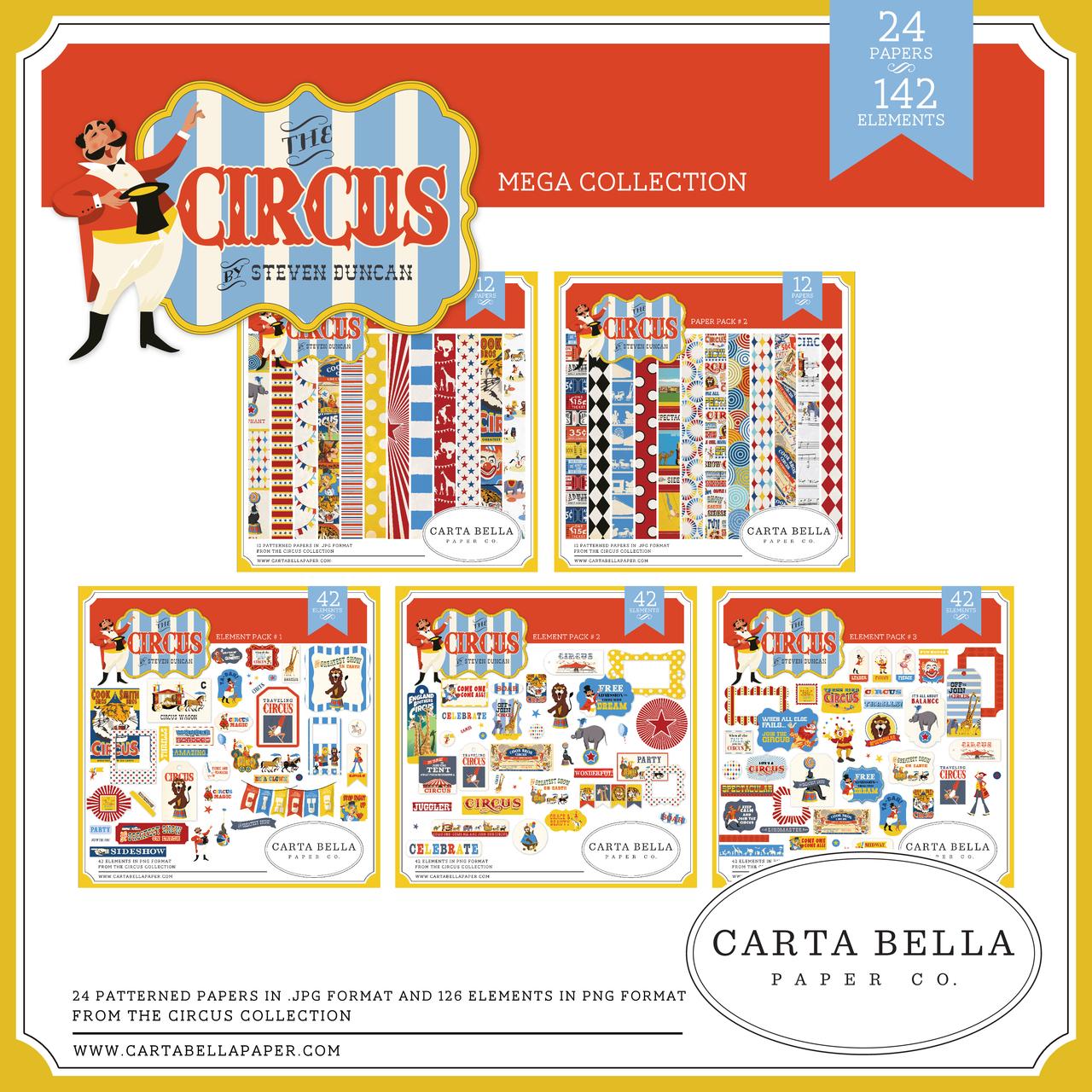 Circus Mega Collection
