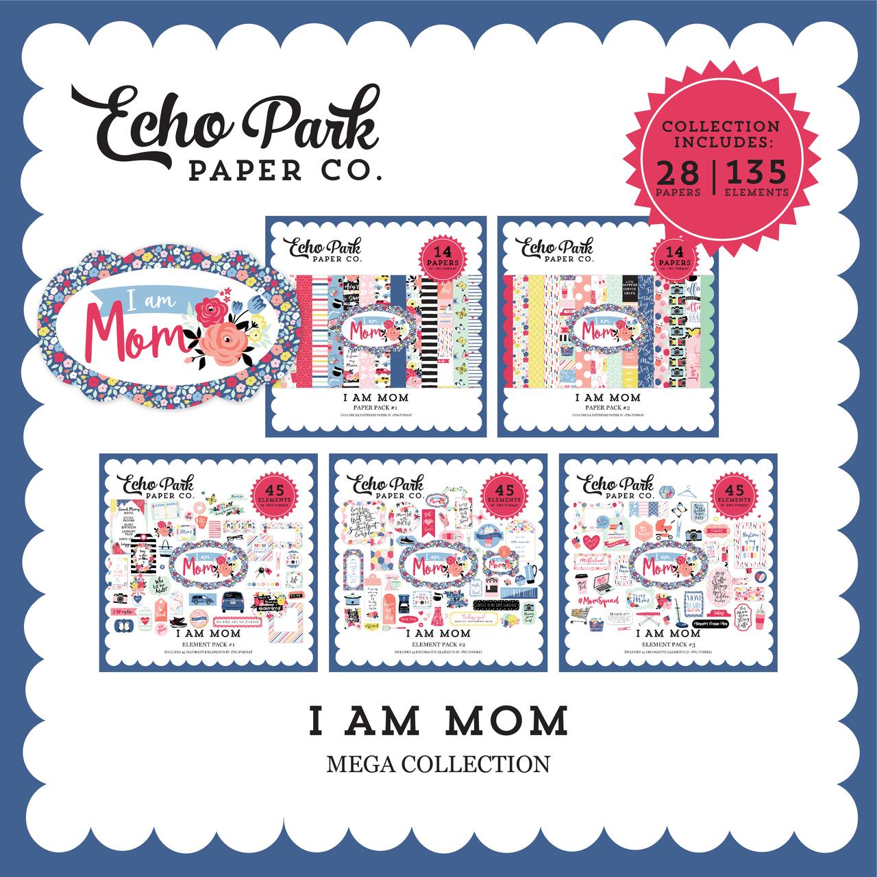 I Am Mom Mega Collection
