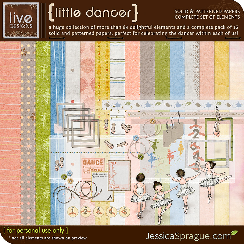 Little Dancer Kit
