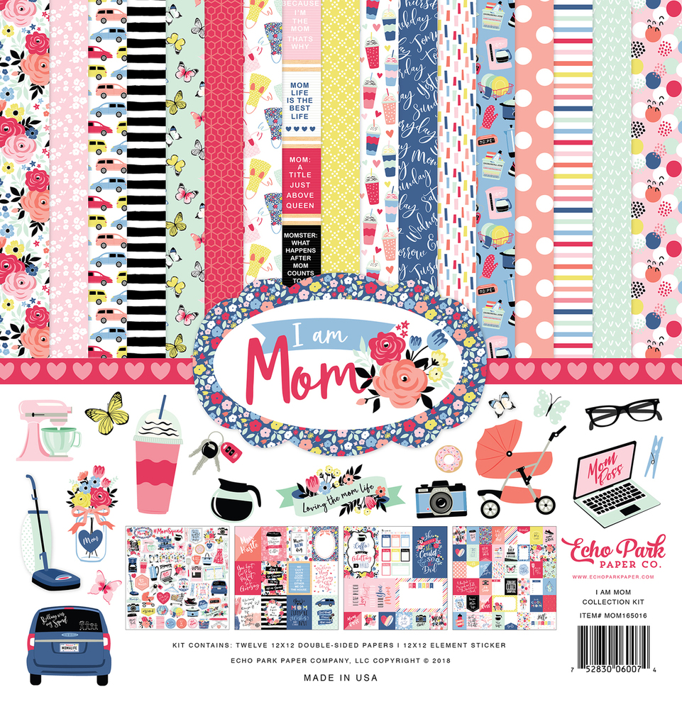 I Am Mom Collection Kit
