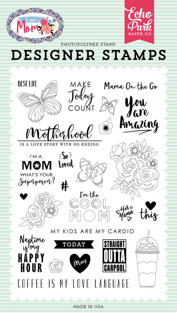 Motherhood Stamp