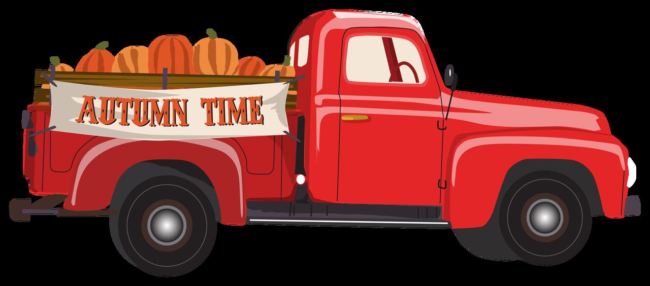 Truck Print & Cut File