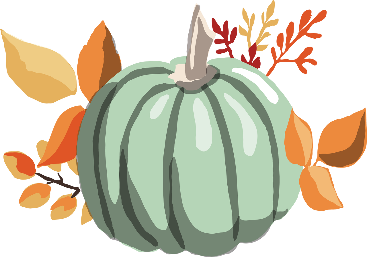 Pumpkin Print & Cut File