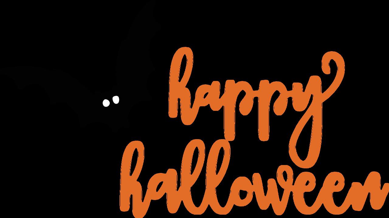 Happy Halloween #2 SVG Cut File