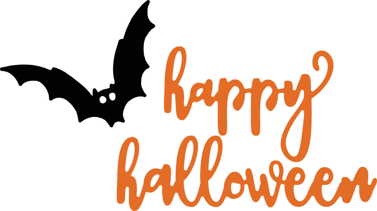 Happy Halloween #2 SVG Cut File