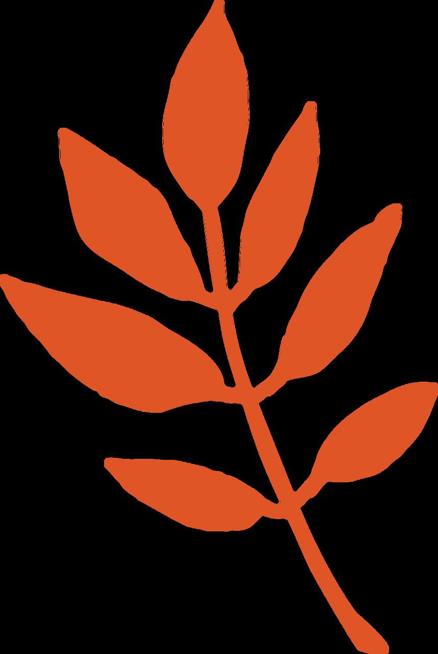 Fall Break Leaf SVG Cut File