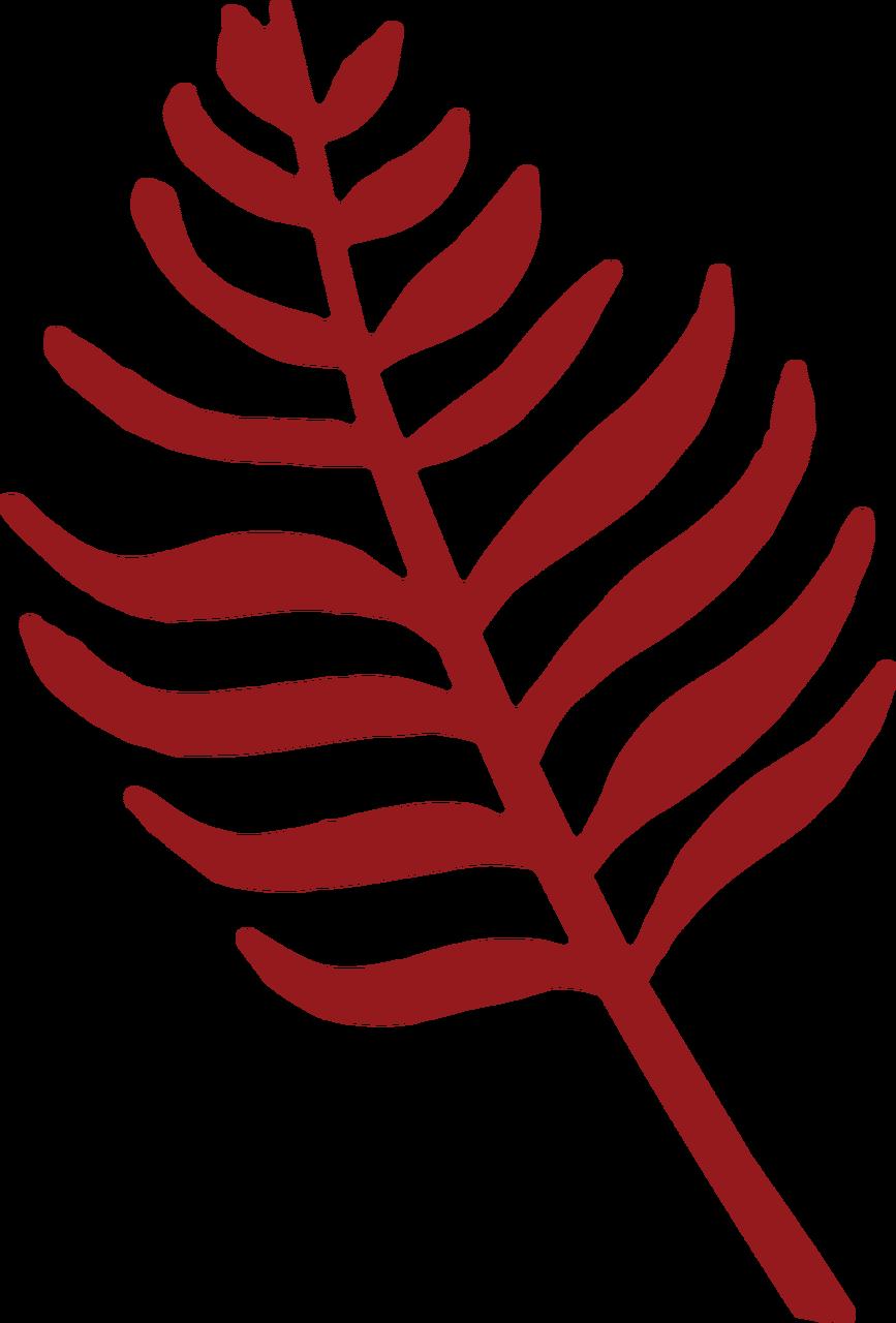 Fall Break Leaf #4 SVG Cut File