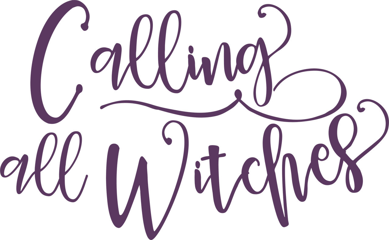 Calling All Witches SVG Cut File