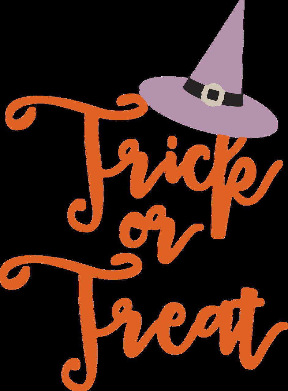 Trick Or Treat #7 SVG Cut File
