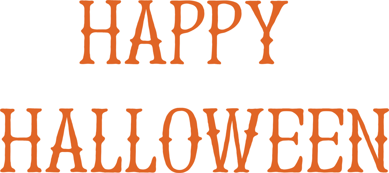 Happy Halloween #3 SVG Cut File
