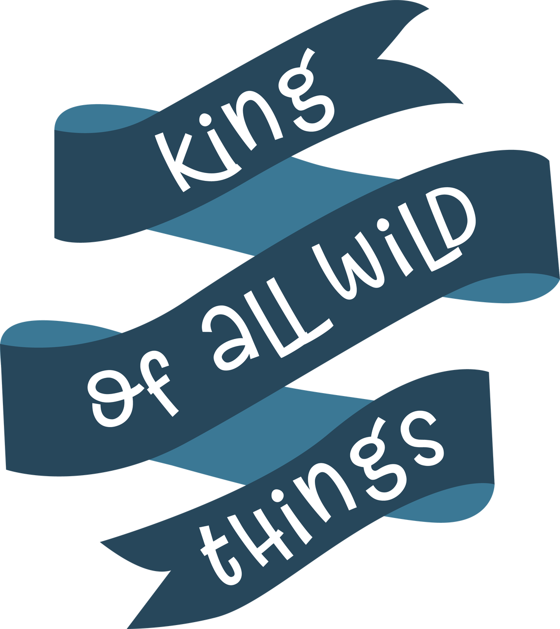 King Of All Wild Things SVG Cut File