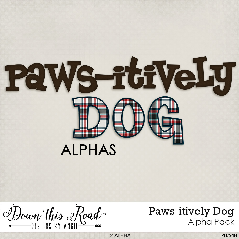 Paws-itively Dog Alpha