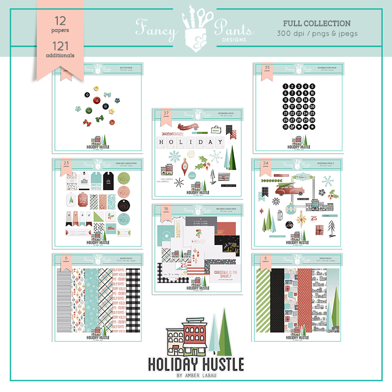 Holiday Hustle Complete Collection