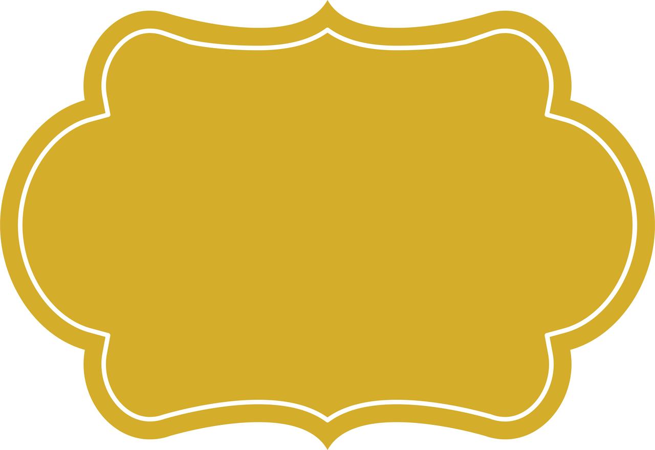 Placemat SVG Cut File #2