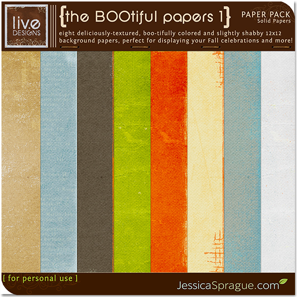 The BOOtiful Kit Papers 1