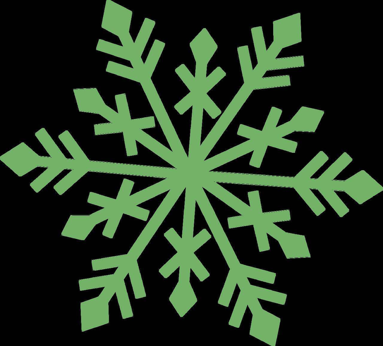 Merry & Bright Snowflake #4 SVG Cut File