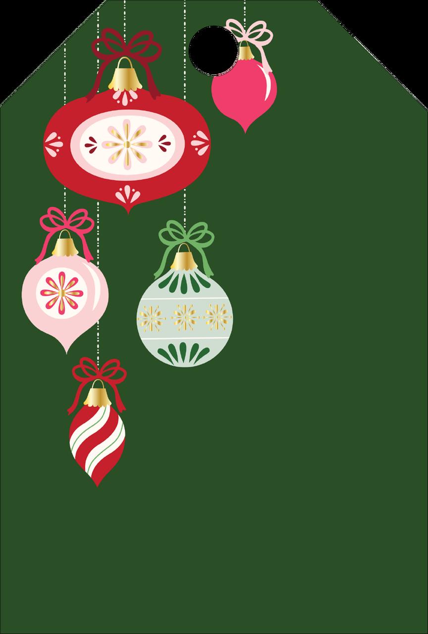 - Christmas Tag Print & Cut File - Snap Click Supply Co.
