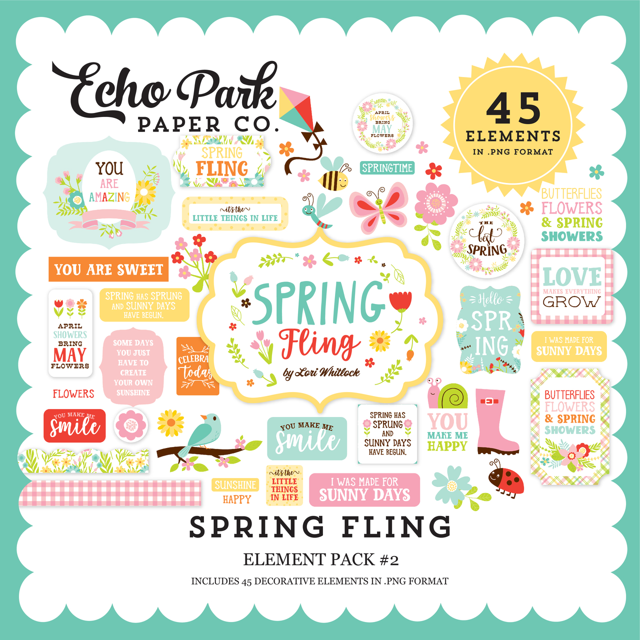 Spring Fling Full Collection