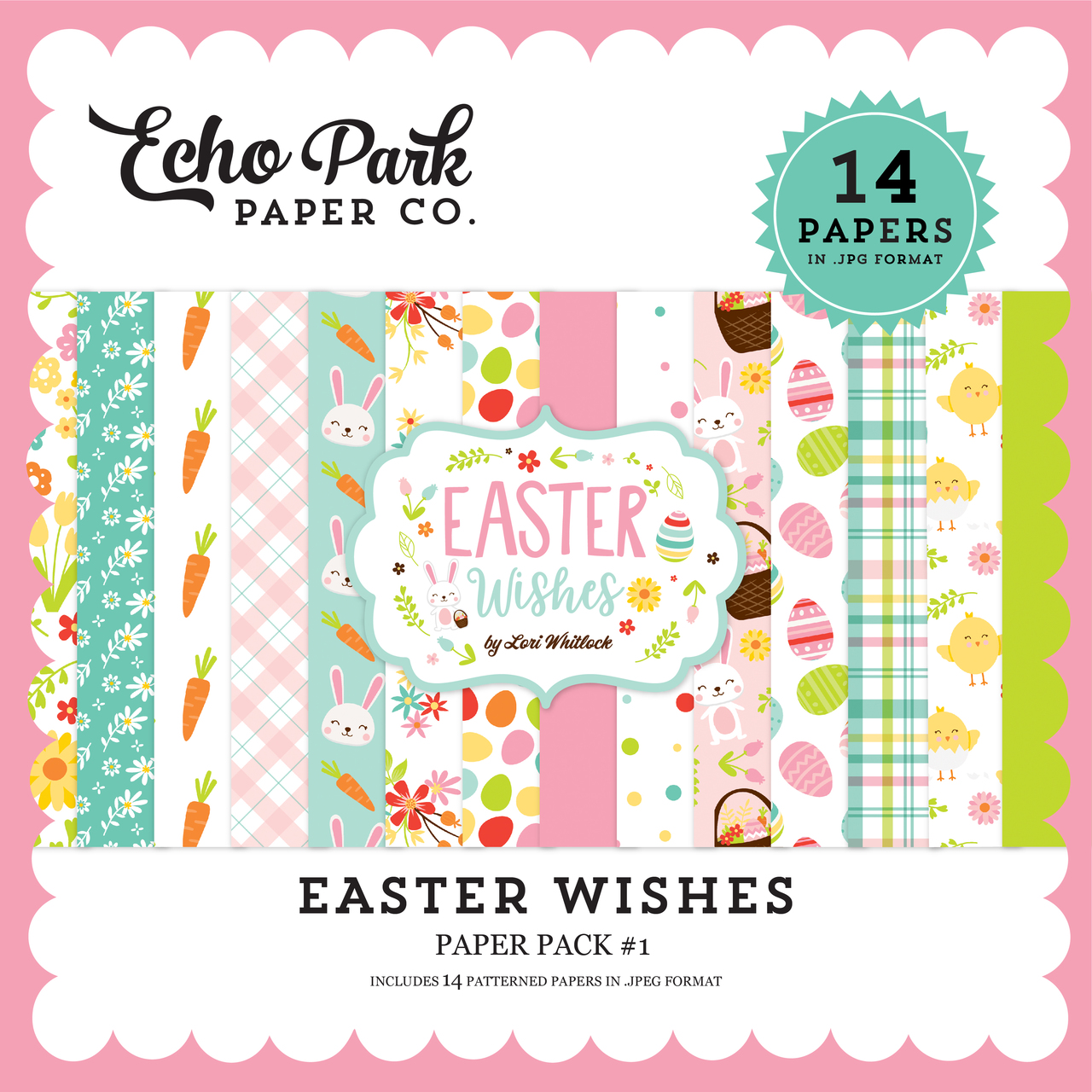 Easter Wishes Mega Collection