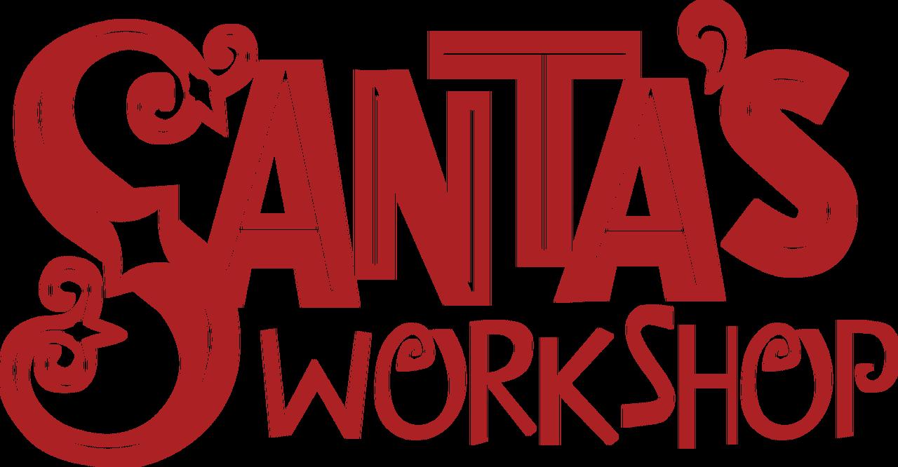 Santa's Workshop SVG Cut File
