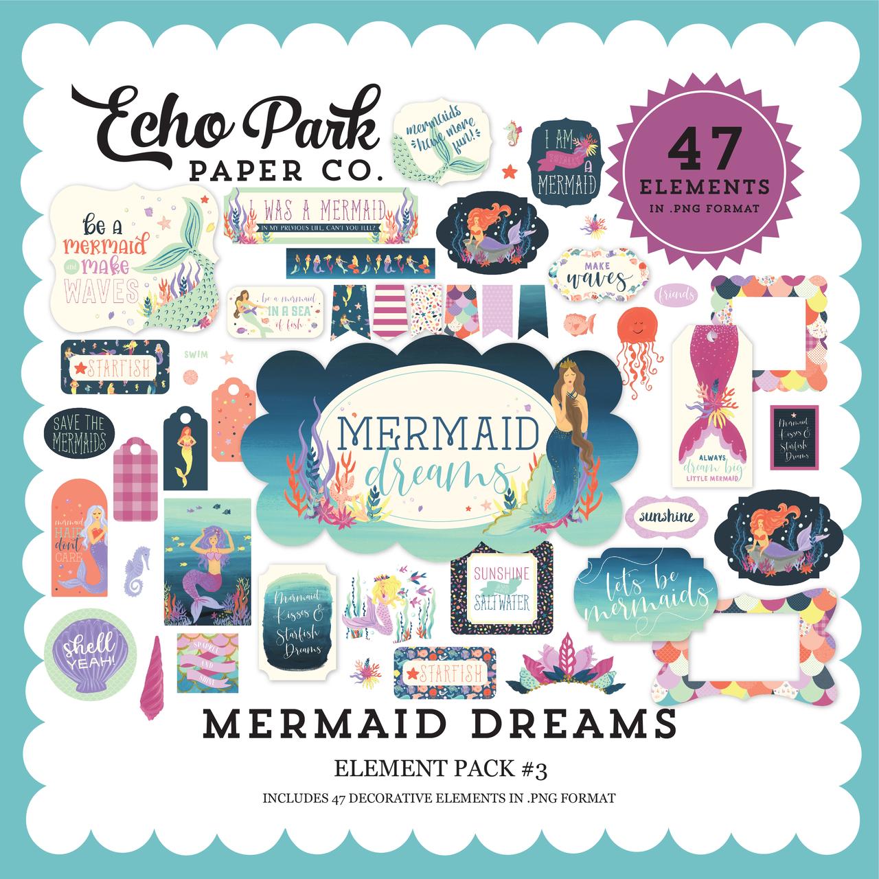 Mermaid Dreams Mega Collection
