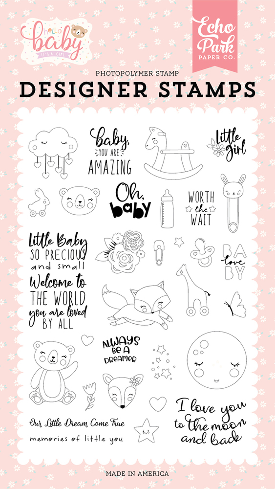 Little Baby Stamp