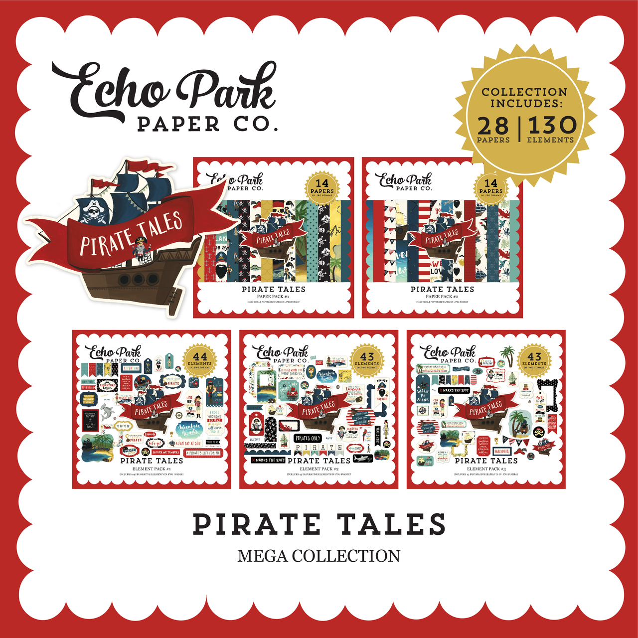 Pirate Tales Mega Collection