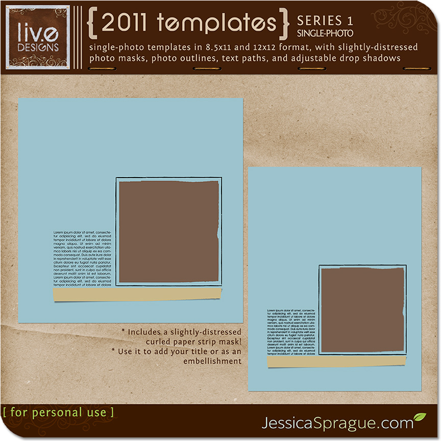2011 Templates Series 1-1