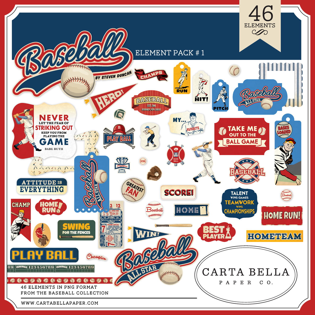Baseball Mega Collection