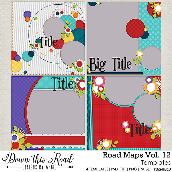 Road Maps Vol 12