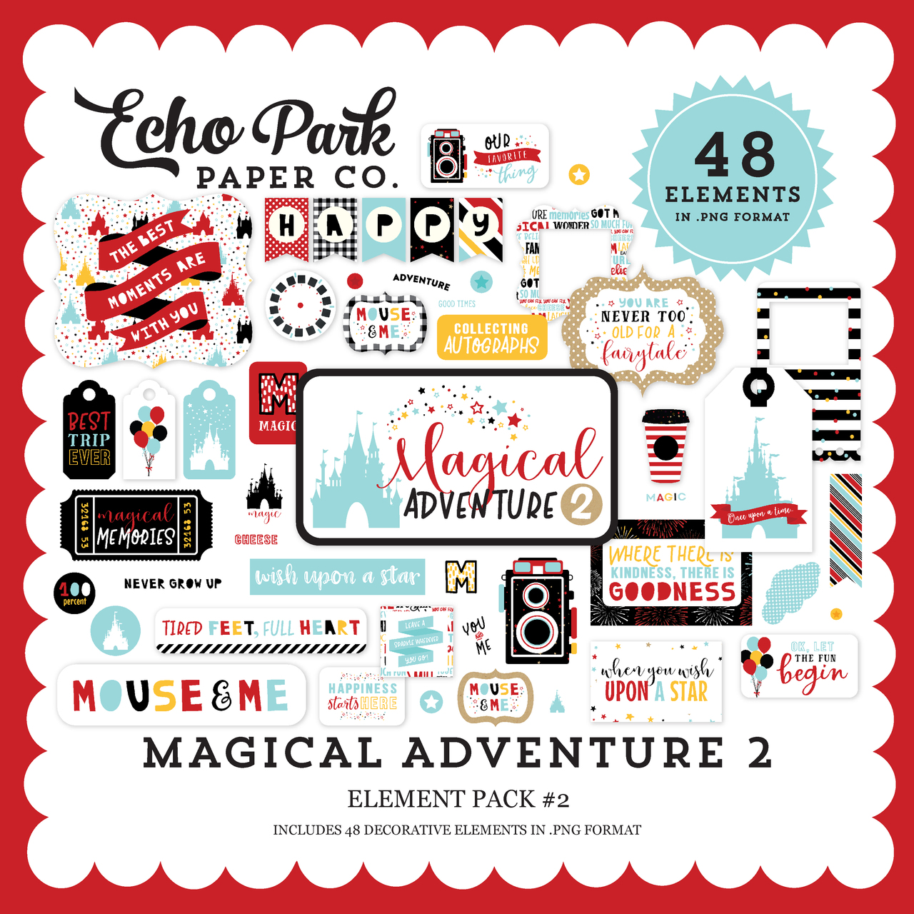 Magical Adventure 2 Element Pack #2