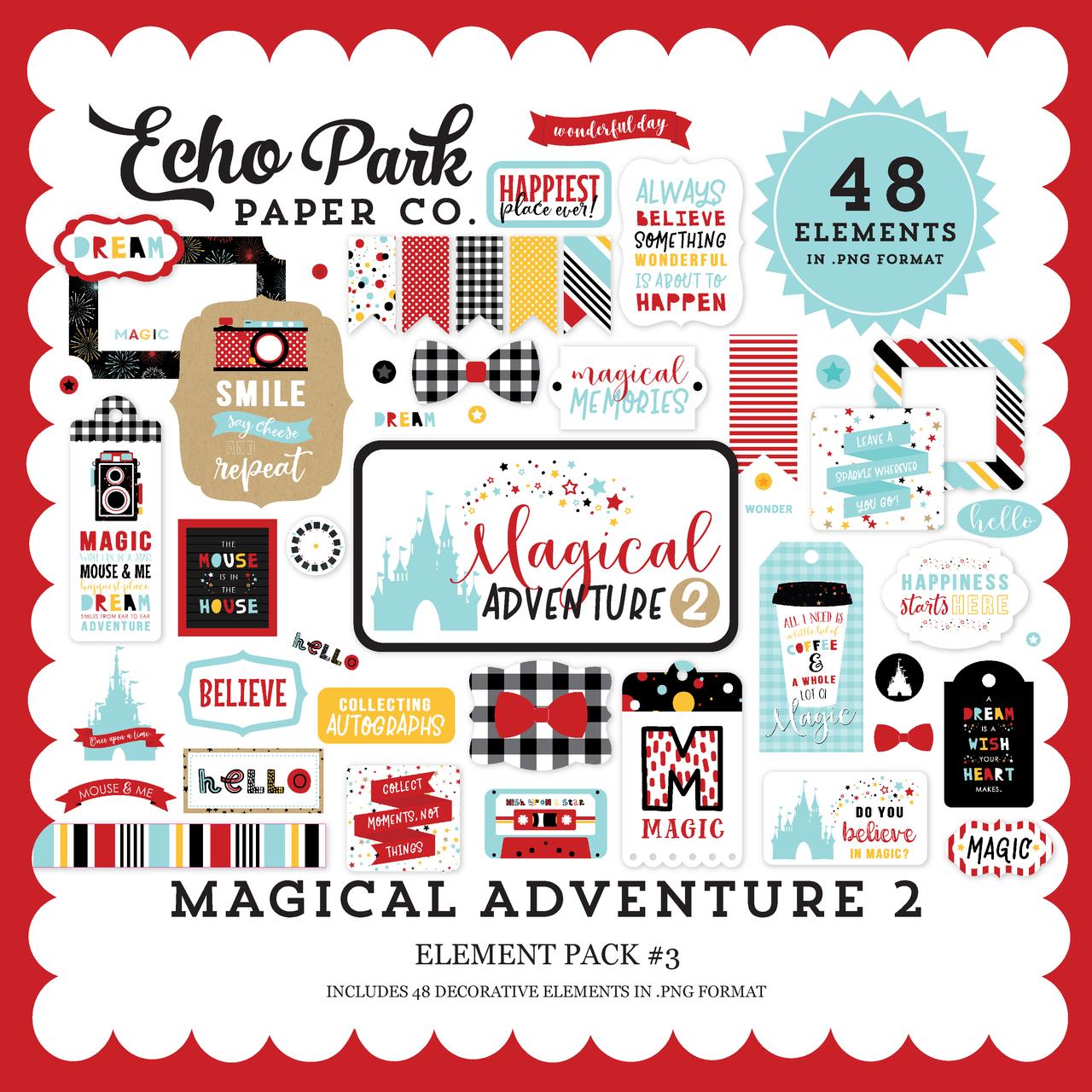 Magical Adventure 2 Element Pack #3